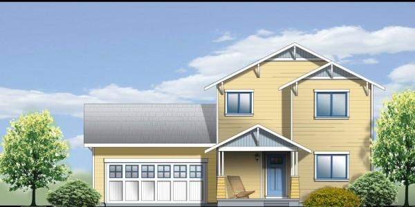 west steele rendering